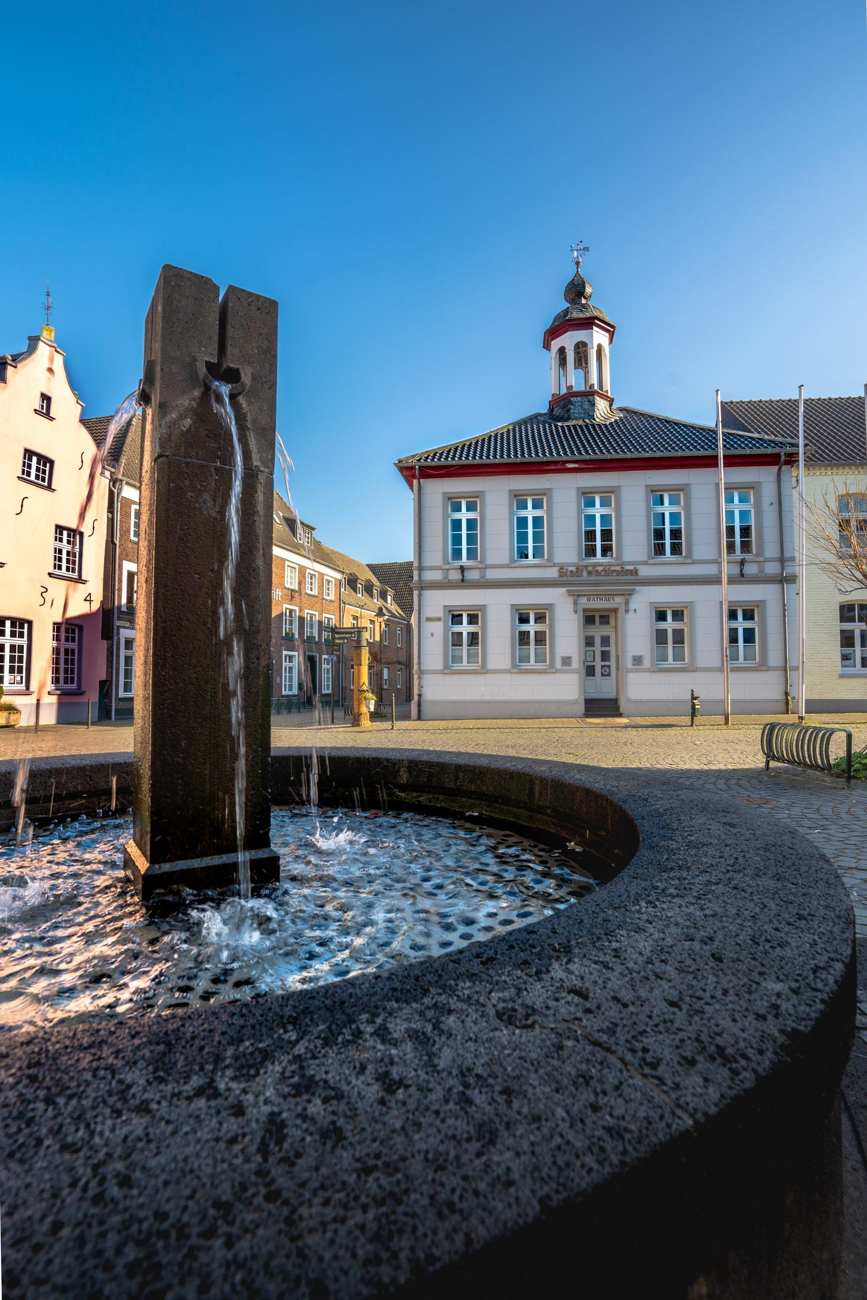 Parteiloser Bürgermeisterkandidat für Wachtendonk