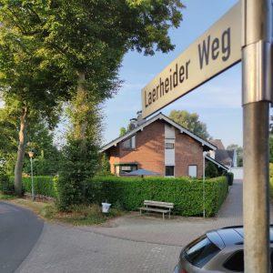 CDU beantragt Reduzierung Geschwindigkeit Laerheider Weg/Netteweg