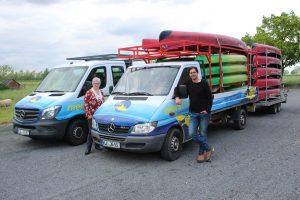 CDU Partei Vorsitzende Gabi Stromenger besucht Wachtendonker Touristiker
